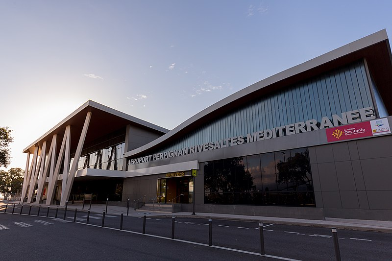 Taxi pour aller a l'Aeroport de Perpignan