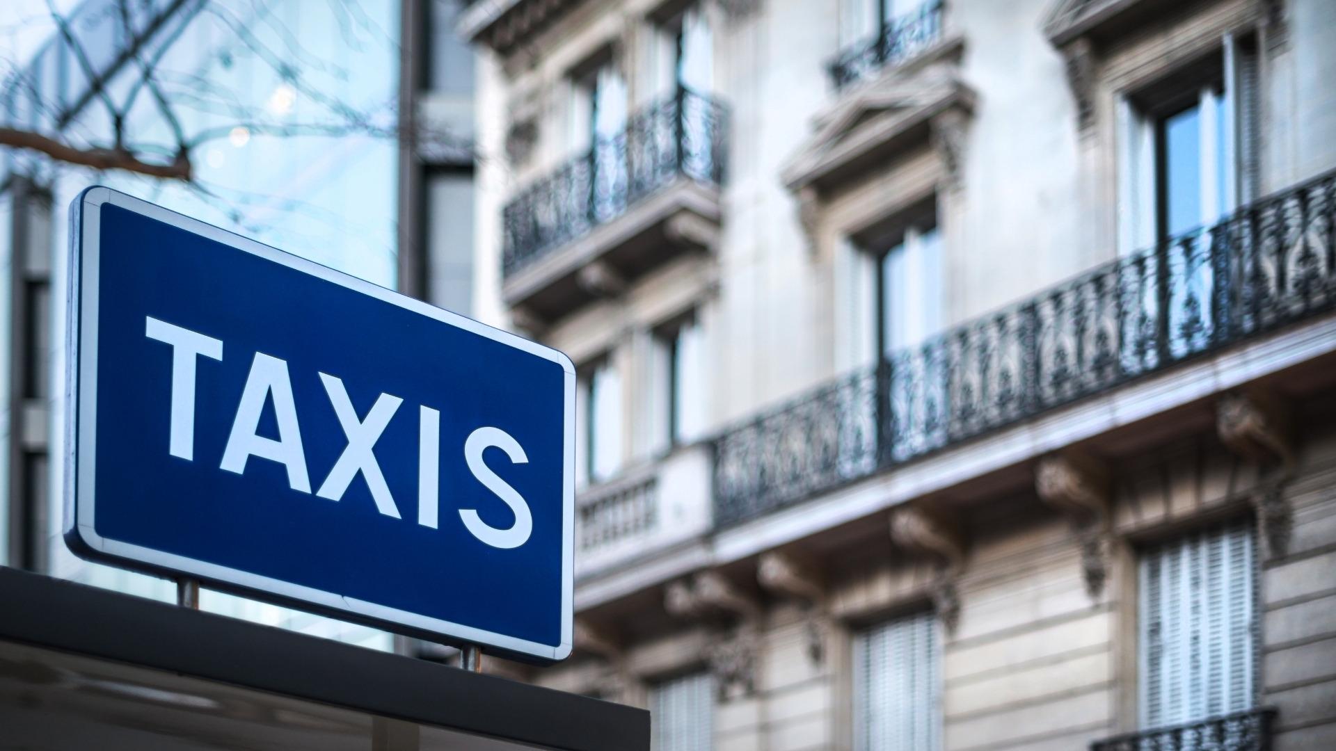 Commander un taxi Perpignan